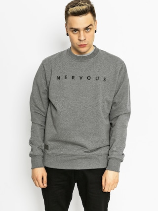 Nervous Mikina Space (grey)