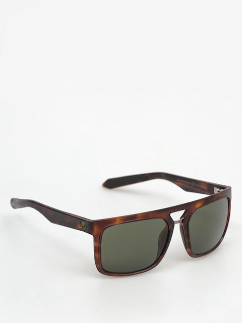 Dragon Slnečné okuliare Aflect (matte tortoise/green)