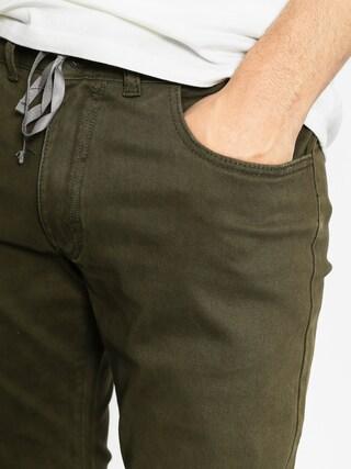 Kalhoty Malita Rotten Slim Fit (grn)