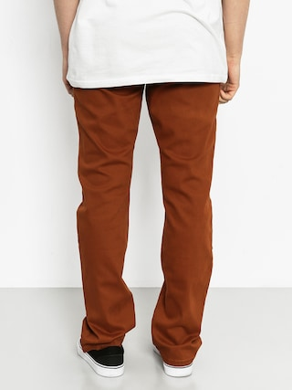 Kalhoty Malita Rotten Slim Fit (brw)
