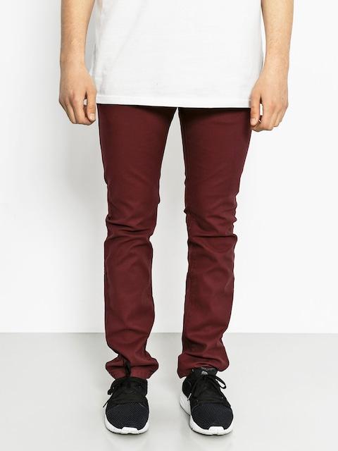 Kalhoty Malita Stripes Slim