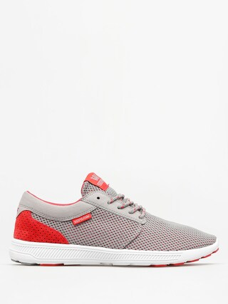 Supra Topánky Hammer Run (grey red)