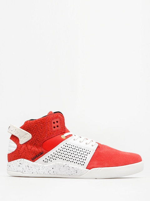 Supra Topánky Skytop III (red white speckle)