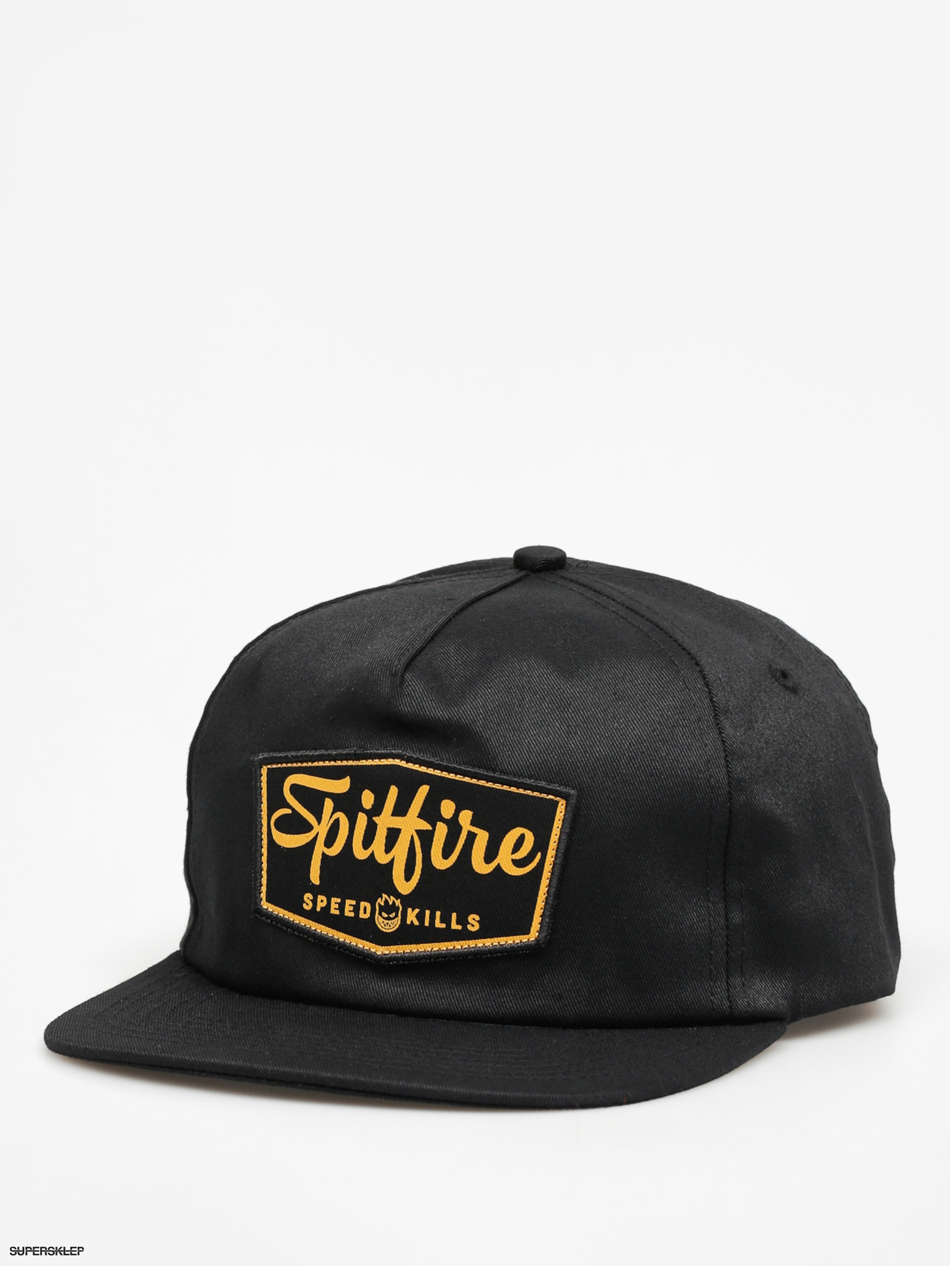 Šiltovka Spitfire Gasser ZD (black) f34effc7889