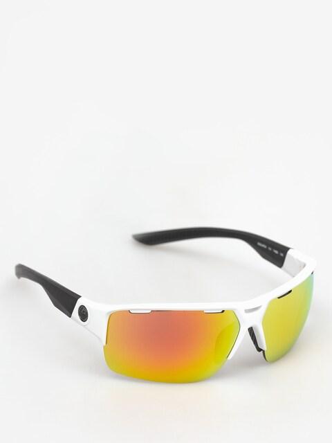 Slnečné okuliare Dragon Enduro X (white black/red ion)