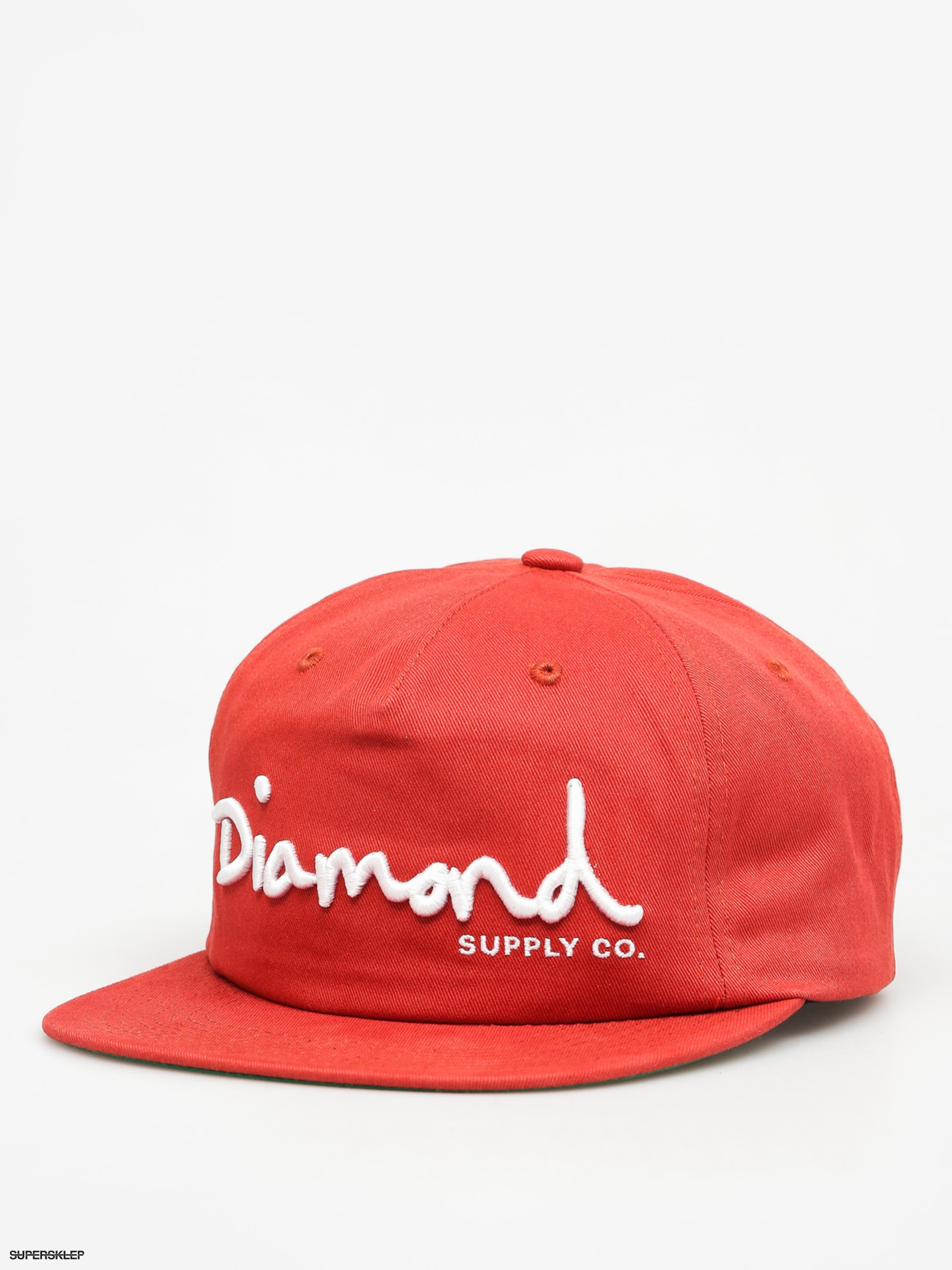 Diamond Supply Co. Šiltovka Og Script Snapback ZD