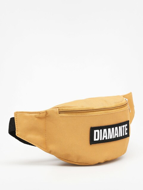 Diamante Wear Ĺadvinka Black Logo (mustard)