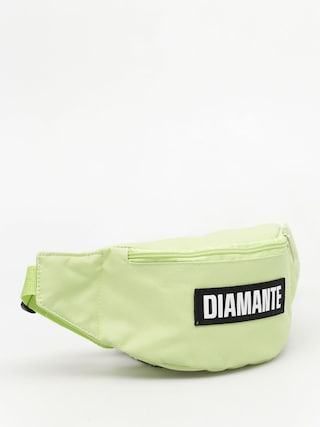 Diamante Wear Ĺadvinka Black Logo (light green)