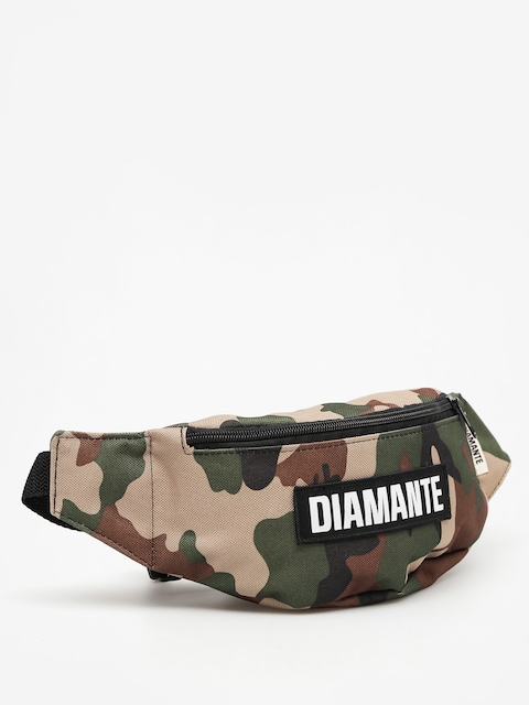 Diamante Wear Ĺadvinka Black Logo (camo)