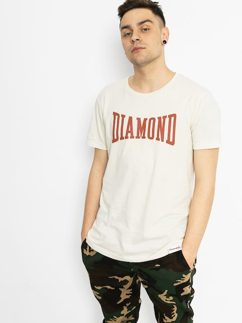 Diamond Supply Co. Tričko Crescendo