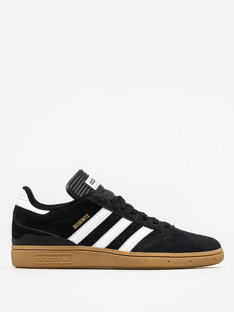 Boty adidas Busenitz (black1/runwht/metgol)