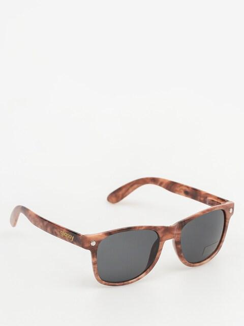 Glassy Slnečné okuliare Leonard (wood)