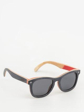 Glassy Slnečné okuliare Deric Polarized Skateboard (wood)
