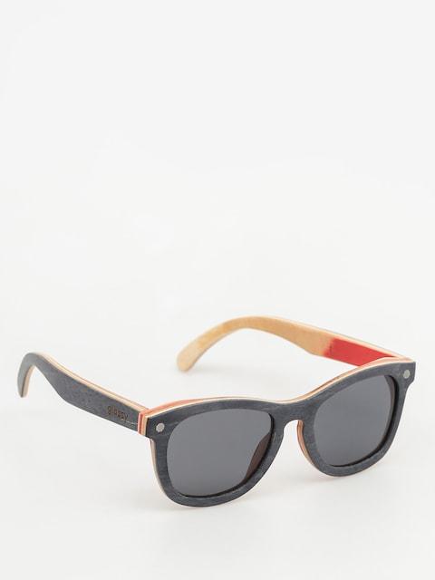 Glassy Slnečné okuliare Deric Polarized Skateboard