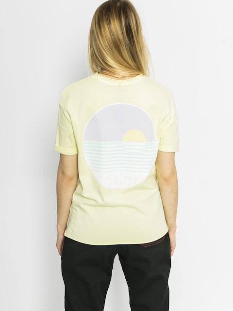 Prosto Tričko Sun (yellow)