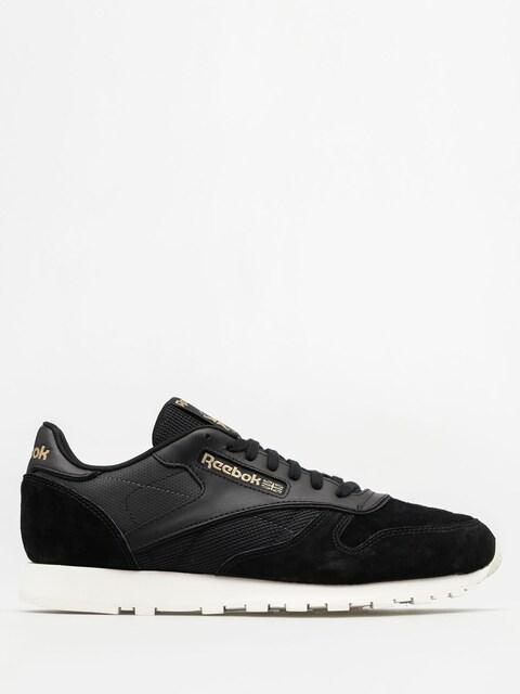 Topánky Reebok Cl Leather Alr (black/chalk/ashgry/br)