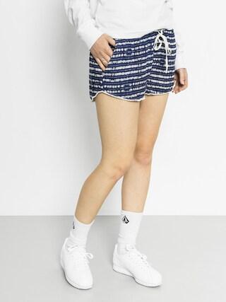 Kraťasy Roxy Mystic Topaz Print (navy/white)