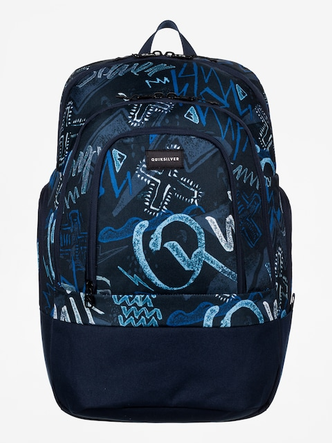 Batoh Quiksilver Special (dark denim thunder bolt)