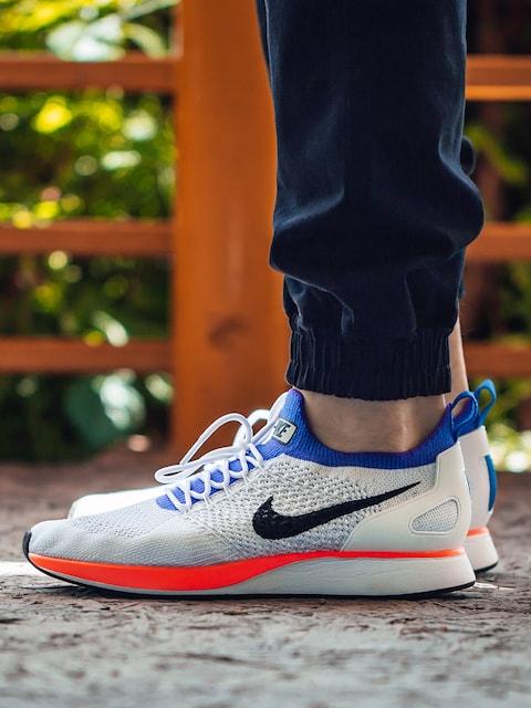 Topánky Nike Air Zoom Mariah Flyknit Racer (white/hyper crimson pure platinum)