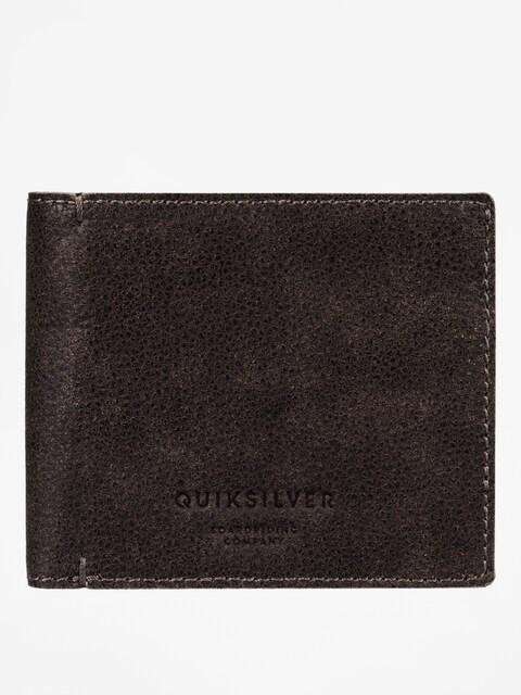 Peňaženka Quiksilver Mack II Plus (black)