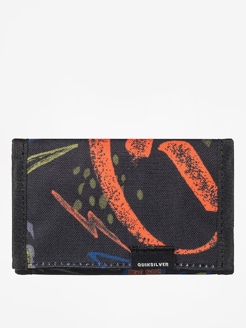 Peňaženka Quiksilver Theeverydaily (black thunder bolts)
