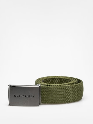 Opasok Quiksilver Principle III (rifle green)