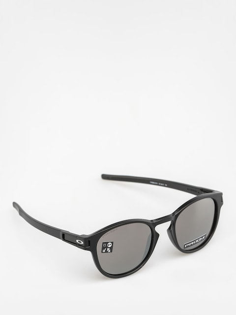 Slnečné okuliare Oakley Latch (matte black/prizm black iridium)
