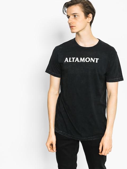 Tričko Altamont Friz (black)