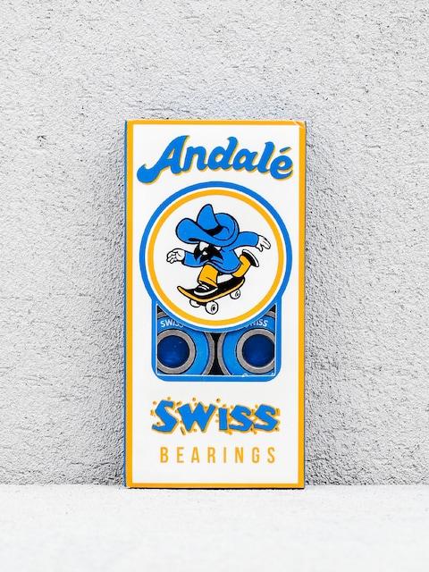 Ložiska Andale 01 Swiss (blue)