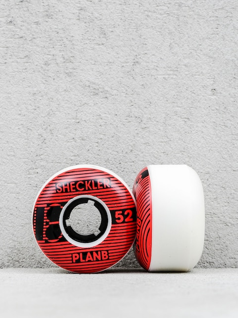 Kolieska Plan B Sheckler (red/black print)