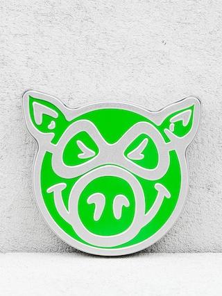 Ložiska Pig Neon Abec 5 (green)