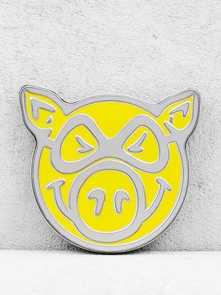 Ložiska Pig Neon Abec 5 (yellow)