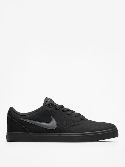 Topánky Nike SB Check Solar (black/anthracite)