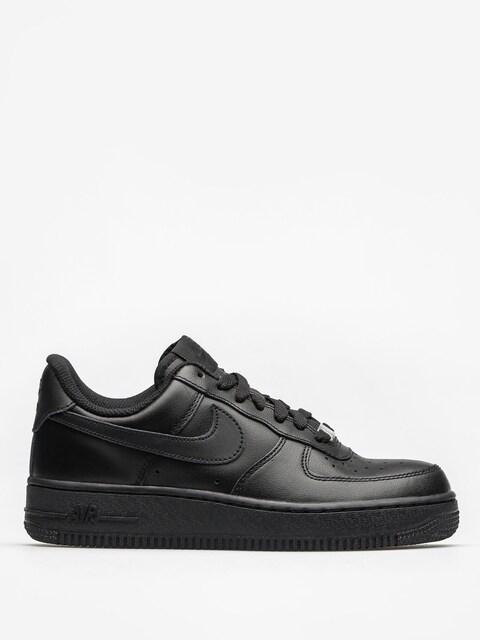 Topánky Nike Air Force 1 07 Wmn (black/black)