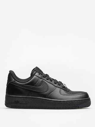 Topu00e1nky Nike Air Force 1 07 Wmn (black/black)