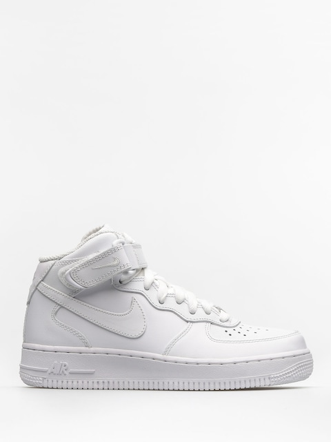 Topánky Nike Air Max Force 1 Mid 07 Le Wmn (white/white)