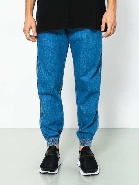 Nohavice Prosto Regular Jogger (medium blue)