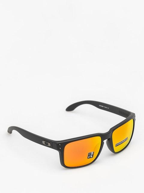 Slnečné okuliare Oakley Holbrook (matte black/prizm ruby)
