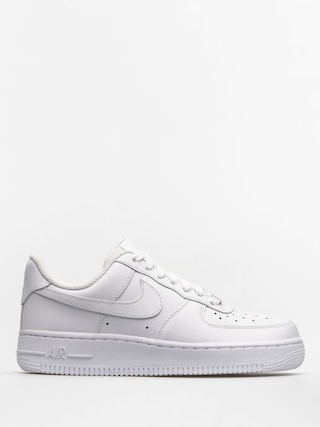 Topu00e1nky Nike Air Force 1 07 Wmn (white/white)
