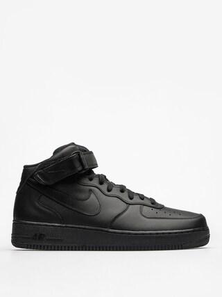 Topánky Nike Air Force 1 Mid 07 (black/black black)