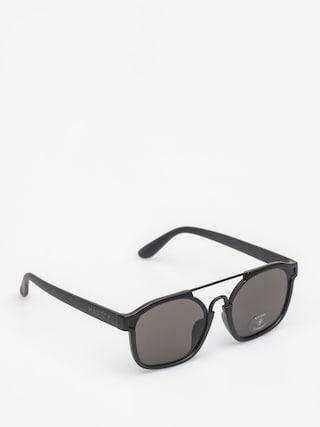 Slneu010dnu00e9 okuliare Majesty Wire (matt black/black pearl lens)
