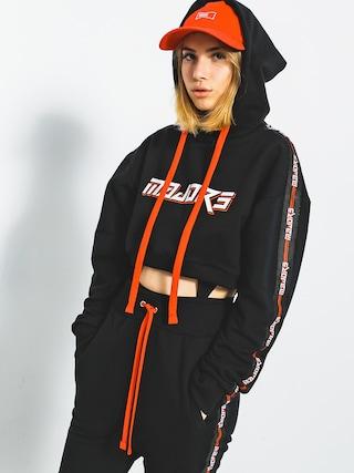 Mikina s kapucňou Majors R1 HD Wmn (black)