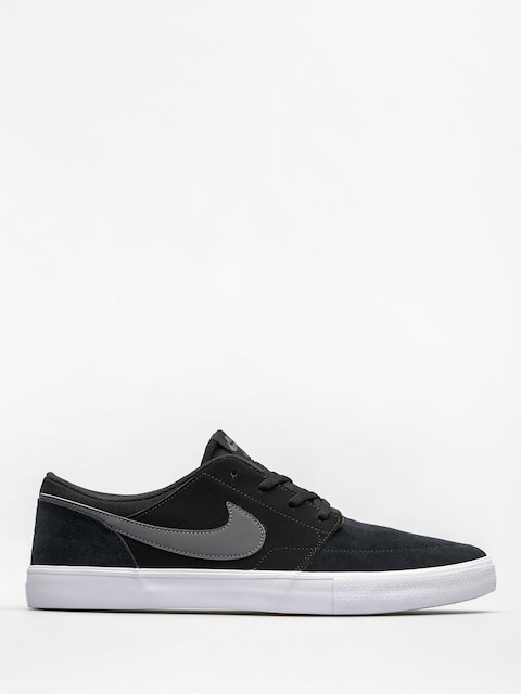 Topánky Nike SB Portmore II Solar (black/dark grey white)