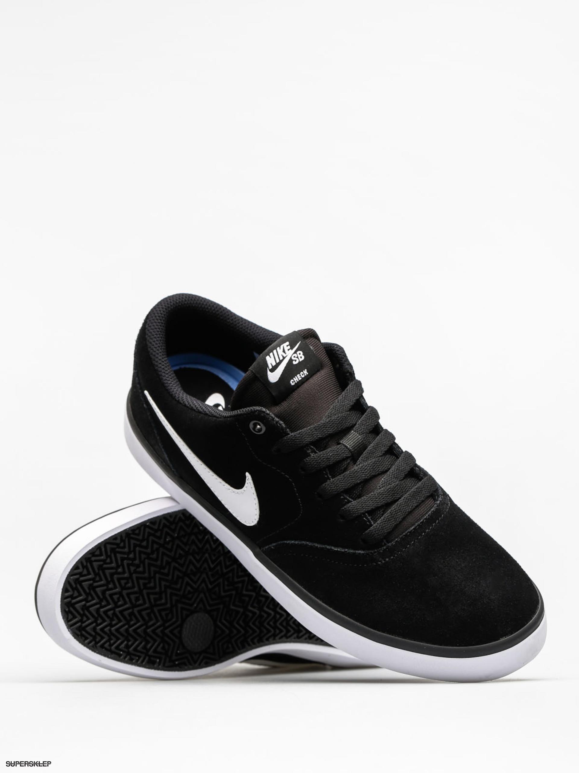 best loved e9597 ff5d0 Topánky Nike SB Check Solar (blackwhite)