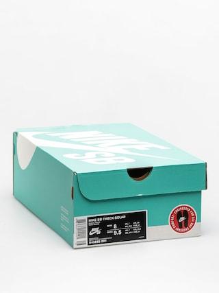 Topánky Nike SB Check Solar (black/white)
