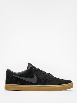 Topánky Nike SB Check Solar (bkack/anthracite gum dark brown)