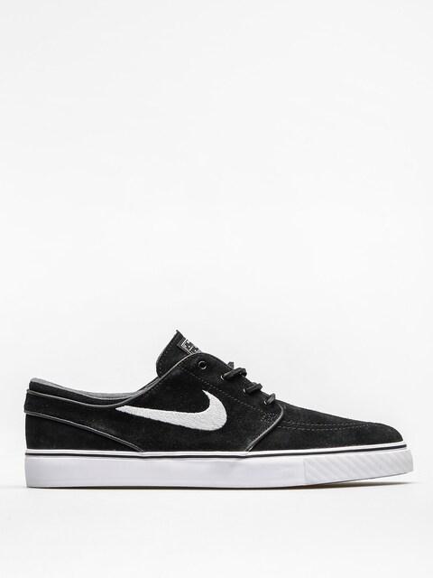 Topánky Nike SB Zoom Stefan Janoski Og (black/white gum light brown)