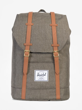Batoh Herschel Supply Co. Retreat (canteen crosshatch/tan synthetic leather)
