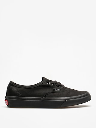 Topu00e1nky Vans Authentic (black/black)