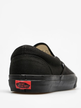 Topánky Vans Classic Slip On (black/black)